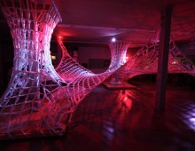 Knitting Space Installation photo gallery
