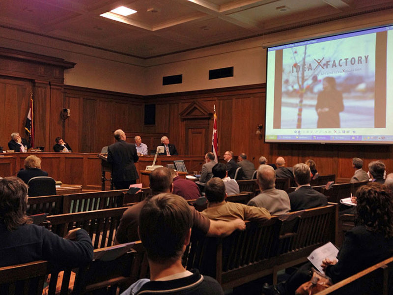 Springfield City Council approves ArtPlace application