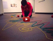 Yarn Bombing the Art Musuem video