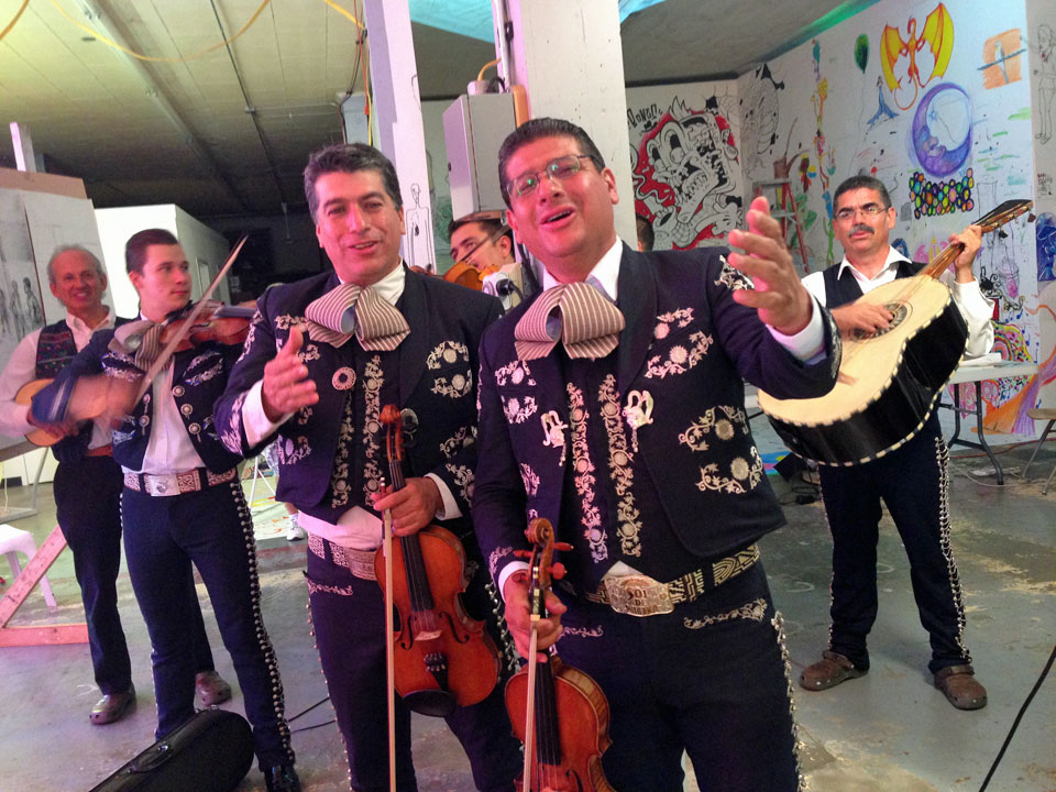 Drawing-Marathon-Mariachi-Viva-Xalisco
