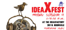 idea-X-fest on October 9, 2015