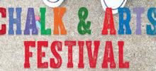 Chalk & Arts Festival on July 7-8