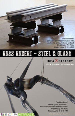 Russ RuBert – Steel & Glass