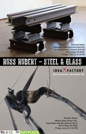 Russ RuBert – Steel & Glass