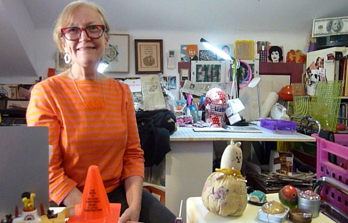 Studio Interview with Penny Mateer
